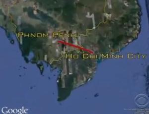 cambodia flight