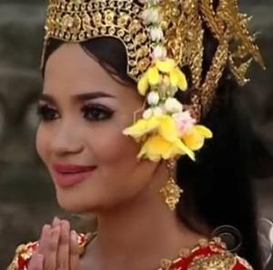 cambodia lady