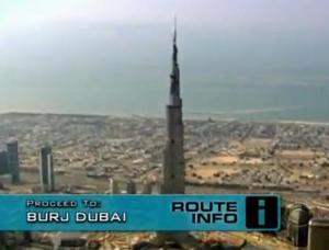 emirates burj dubai