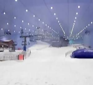 emirates ski dubai