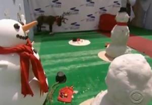 emirates snowman
