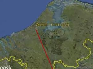 holland flight path