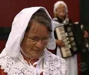 holland lady