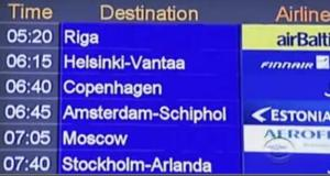 czech republic flight