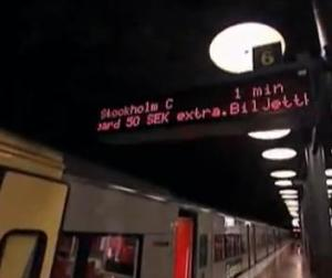 sweden sign