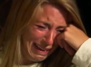 crying tenley