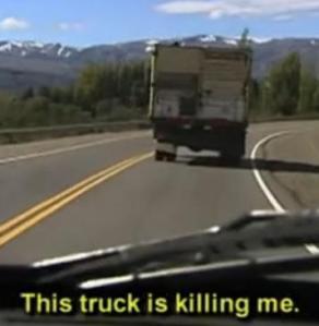 san carlos de bariloche truck