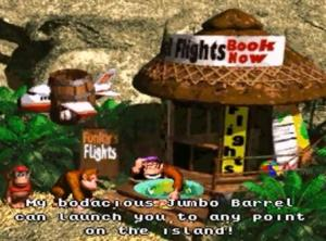 funky kong donkey kong country