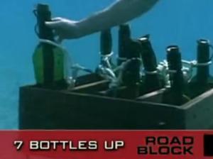 seychelles 7 bottles up