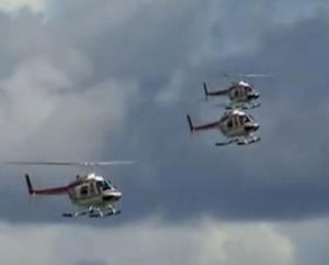 seychelles helicopters