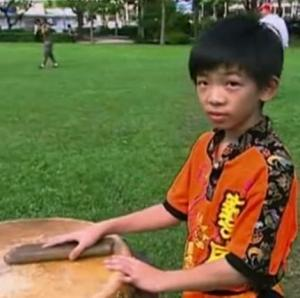 singapore drummer