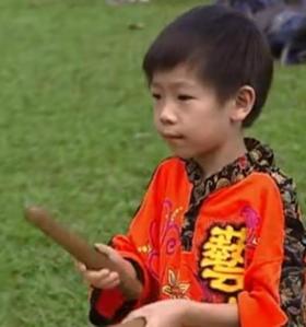 singapore kid