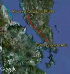 singapore route