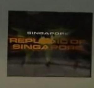 singapore sign