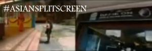 asia split screen