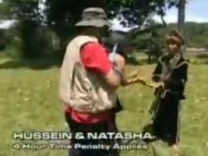 kota kinabalu hussein natasha 3