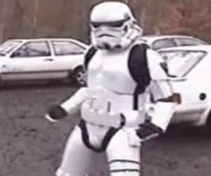 san francisco storm trooper thrust