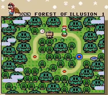 Forest of Illusion