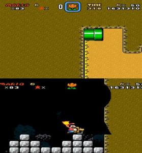 super mario world valley of bowser 2