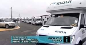 invercargill vans