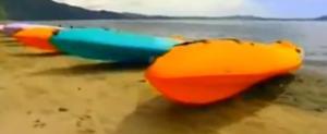 legazpi kayak
