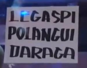 legazpi sign