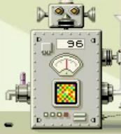 mario paint robot