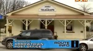 sydney arrowtown post office