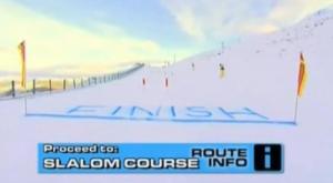 sydney slalom course