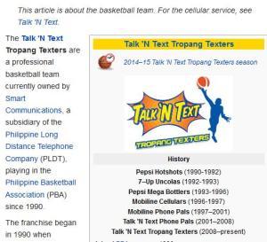talk n text tropang texters