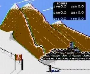 winter games nes