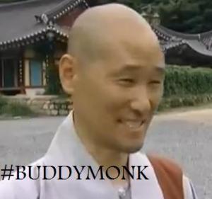 gyeongju buddy monk