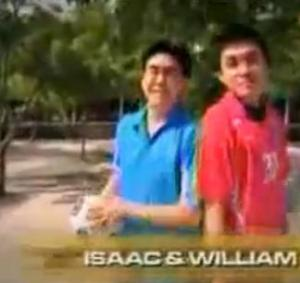 isaac william intro