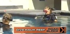 lombok halik reef