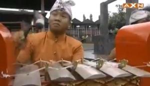 lombok xylophone