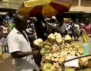 ghana coconut