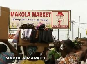 ghana makola market