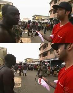 ghana nick decarlo