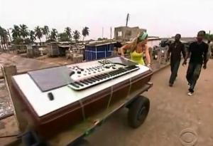 ghana piano
