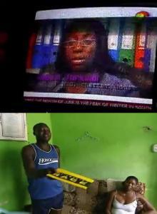ghana television