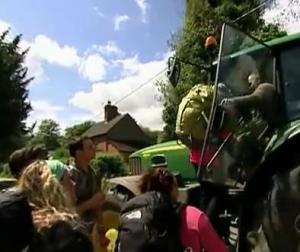 ghana tractor