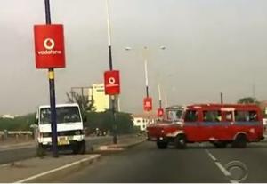 ghana traffic