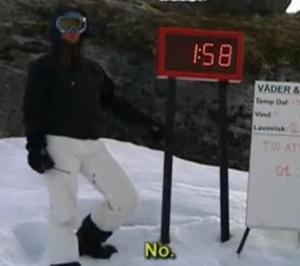 sweden time