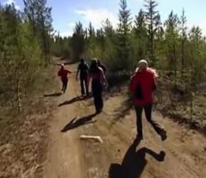 sweden trail