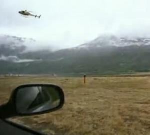 norway helicopter