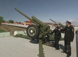 russia canon
