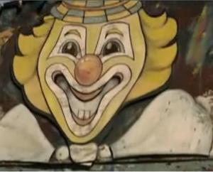 russia clown