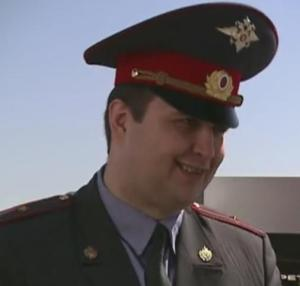 russia pit stop greeter