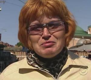 russia woman