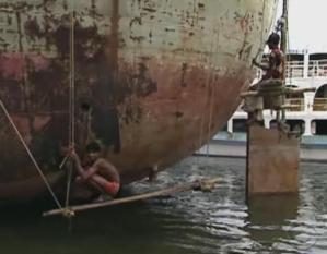 dhaka ship